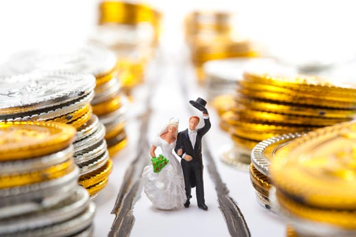 結婚生活でお金は大事な要因のひとつ